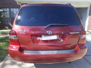 Toyota Hylander 2005 for Sale in Sugar Land, TX