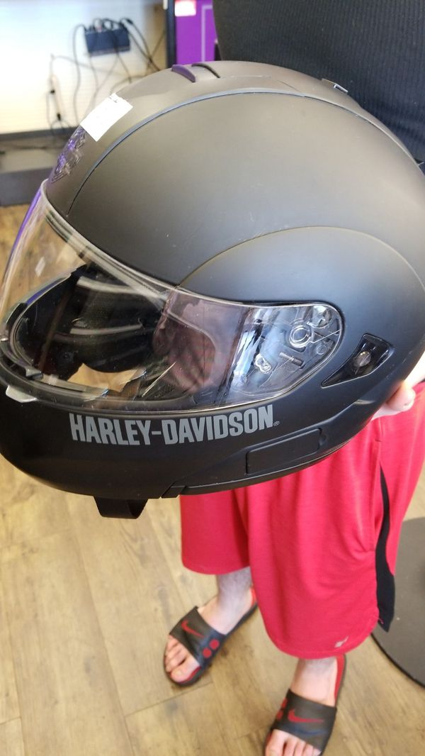 847cd839dc273 Harley Davidson helmet large for Sale in Kissimmee