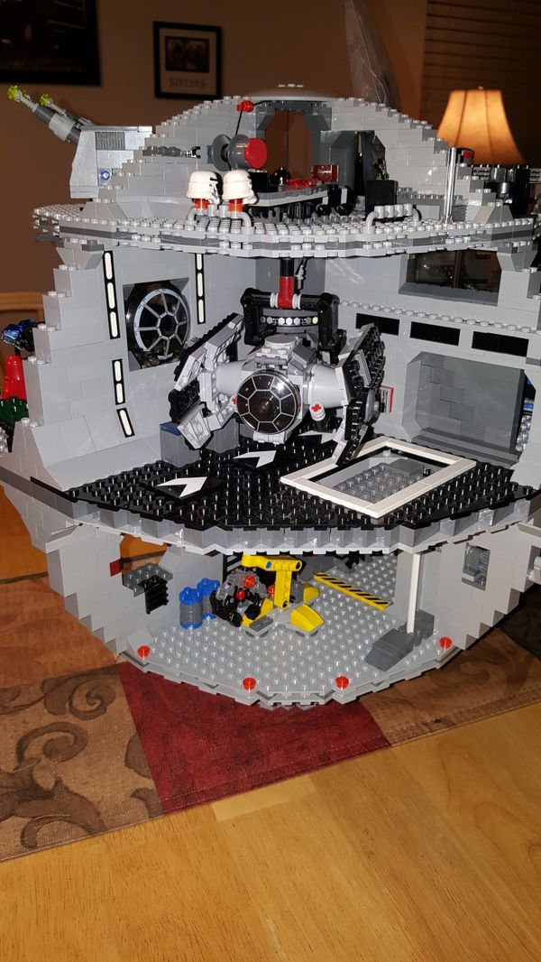 2008 Lego Death Star Set 10188 For Sale In Olympia Wa Offerup