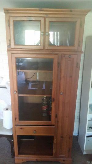 Beautiful wood set for Sale in Herndon, VA