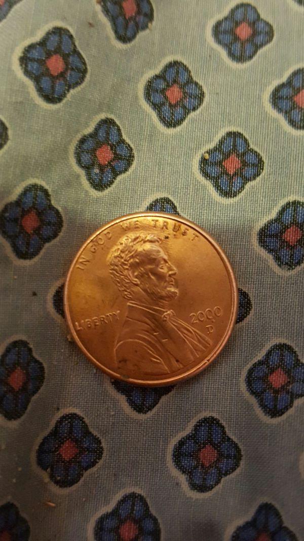 2000 d penny for Sale in Wichita, KS - OfferUp