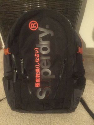 SuperDry Back Pack for Sale in Takoma Park, MD