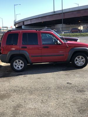 GREAT RUNNING JEEP LIBERTY!!!! for Sale in Washington, DC