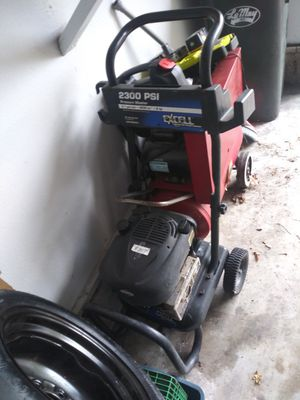 Excell 2300 psi pressure washer for Sale in Lacey, WA