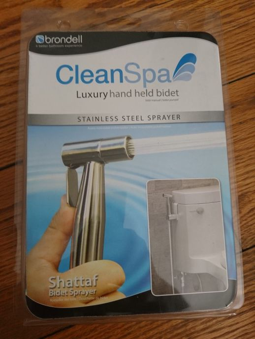 Brondell Clean Spa Hand Held Bidet Sprayer For Sale In Chicago Il