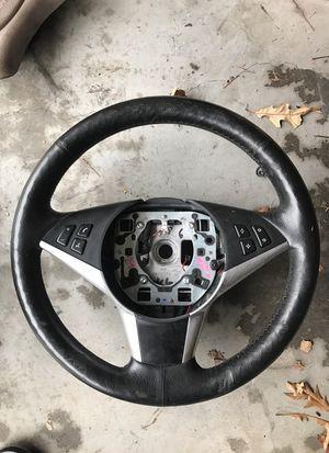 Bmw 550i 650i 545i 645i steering wheel for Sale in Atlanta, GA
