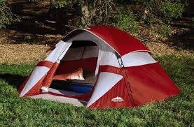 Brand New red dome camping tent, unopened for Sale in Sully Station, VA