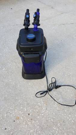 Penn – place Cascade 700 canister filter good condition for Sale in Palm Harbor, FL