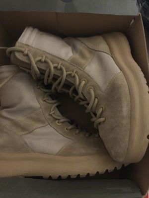 Yeezy season 3 boots size 10.5 for Sale in Washington, DC