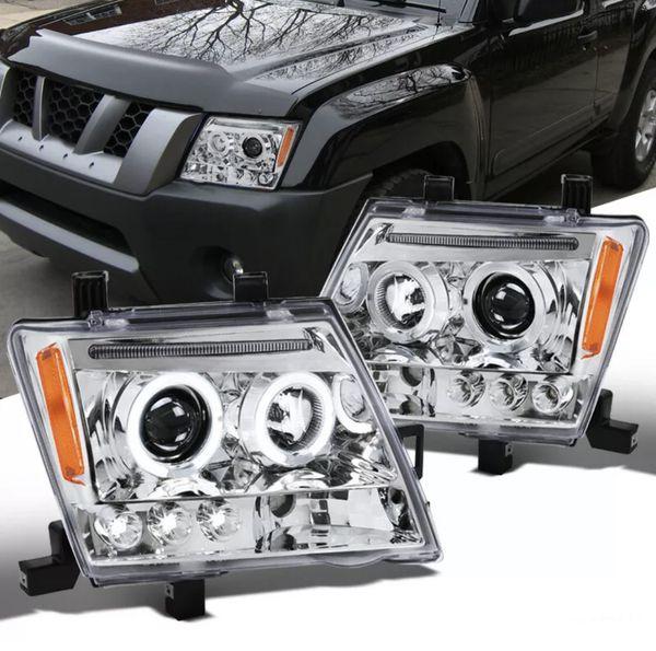 2005-2012 Nissan Xterra Projector Halo Headlights For Sale