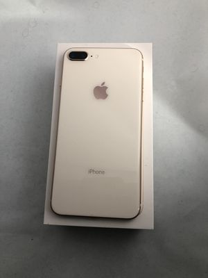 iPhone 8 Plus 256 GB {AT&T and Cricket} for Sale in Chantilly, VA