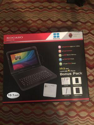 Kocaso tablet Mx1037 kit for Sale in Tampa, FL