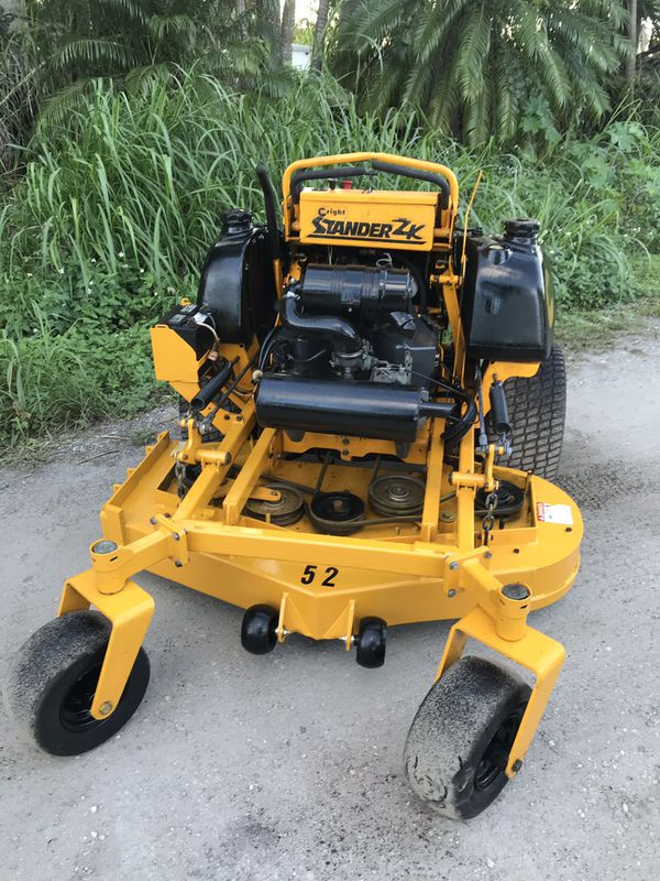 "52"" Wright Stander ZK Commercial Mower for Sale in Fort Lauderdale, FL -  OfferUp"