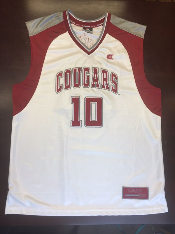huge discount b198d cf771 WSU Cougars Basketball Jersey Washington State University WSU Jersey cougar  jersey coug Jersey for Sale in Seattle, WA - OfferUp