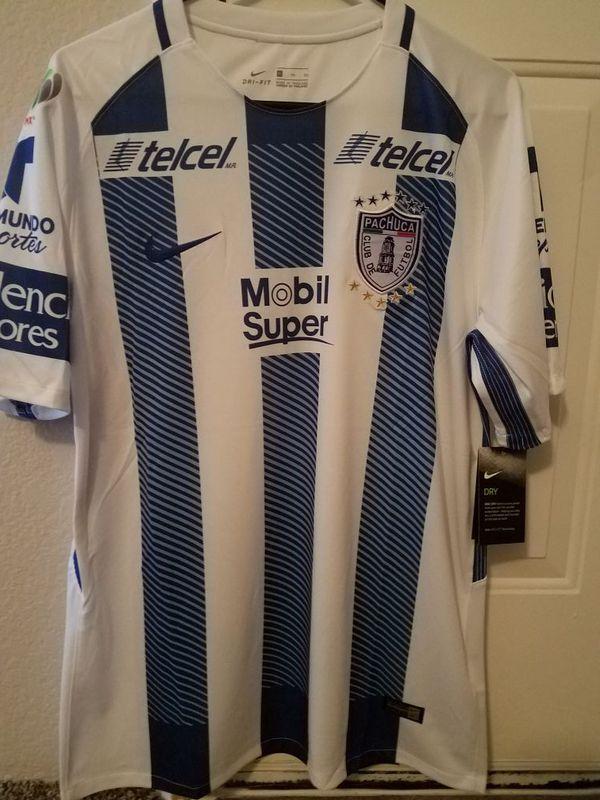 f5461f90f Nike Man s 17 18 club Pachuca home jersey original for Sale in Phoenix