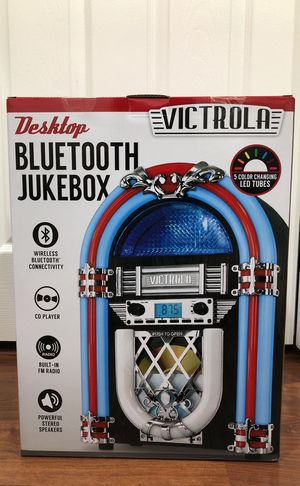 Victrola Mini Bluetooth Jukebox for Sale in Chula Vista, CA - OfferUp