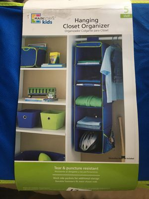 Hanging organizer for Sale in Fremont, CA