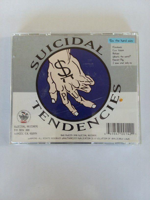 SUICIDAL TENDENCIES CD