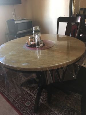 Round dining table for Sale in North Potomac, MD