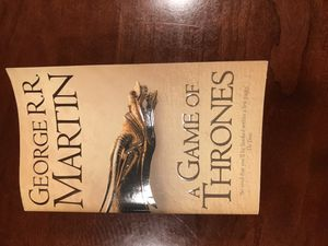 Book - Game of Thrones Book 1 A Song of Ice & Fire - BRAND NEW for Sale in Arlington, VA