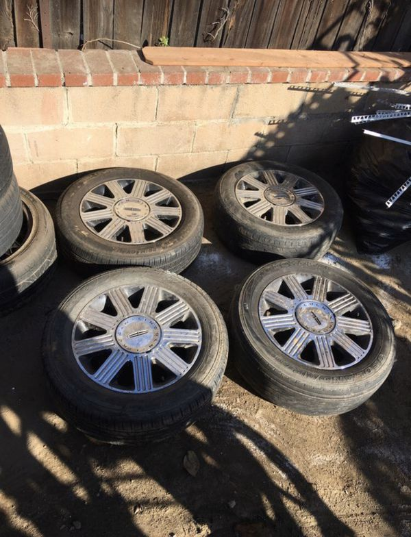 Lincoln Town Car 17 Rims Wheels Fits Crown Vic Grand Marquis Mustang Explorer Mkz Continental