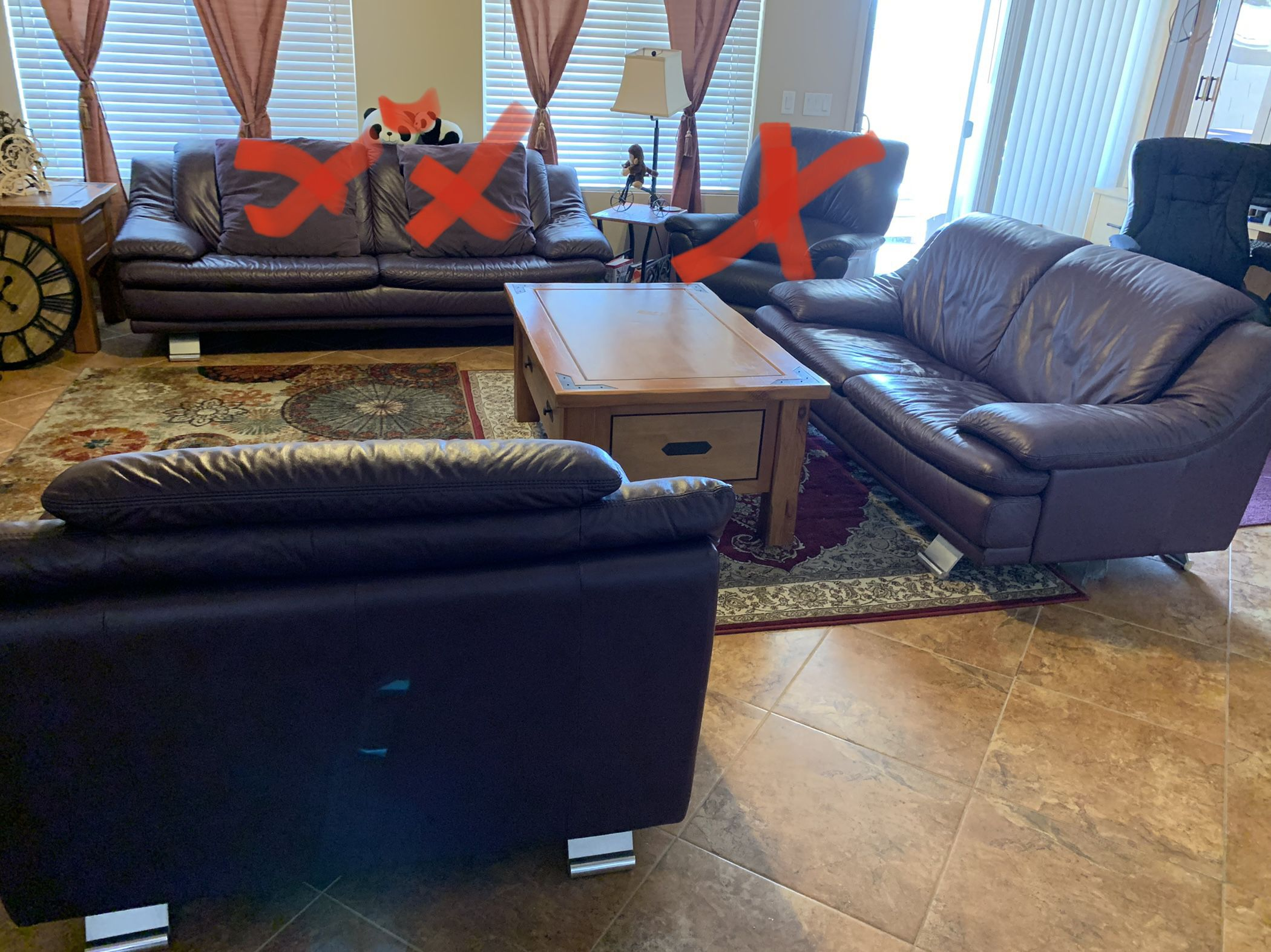Couch 3 Sets