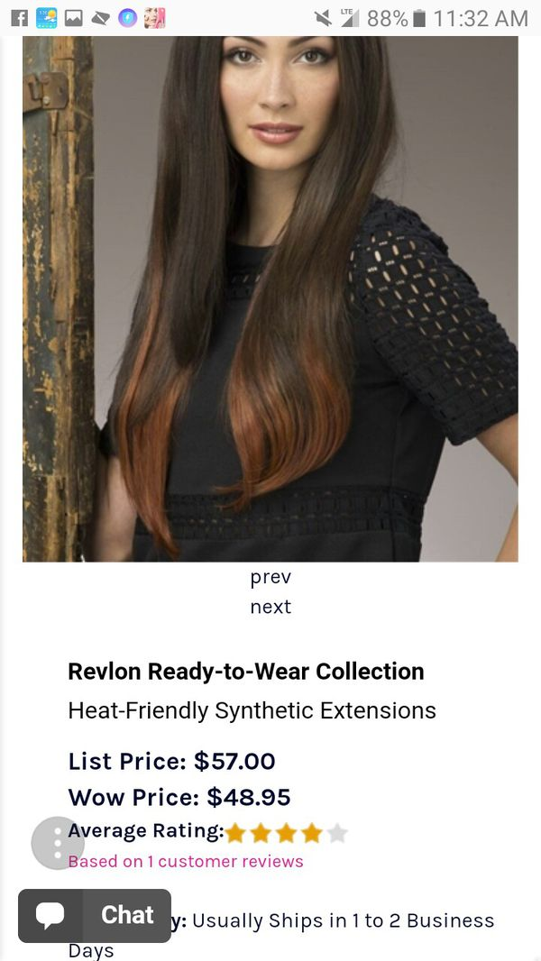 Revlon Fabulength Extensions2 In Pack Beauty Health In Greer