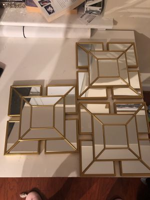 Set of three mirrors for Sale in Washington, DC