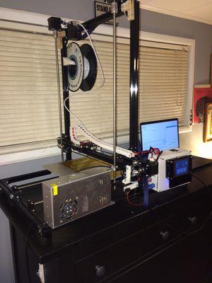 Pre-built FLSUN i3 Plus 3D Printer for Sale in Annandale, VA