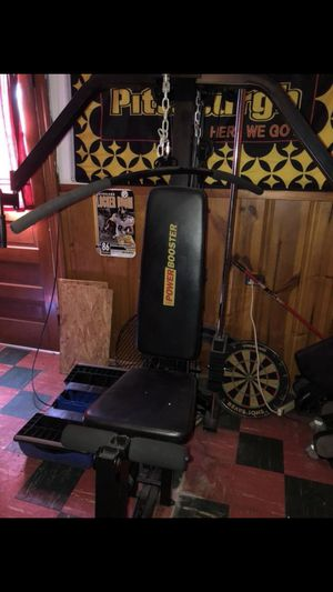 Power Booster exercise machine for Sale in Warrenton, VA