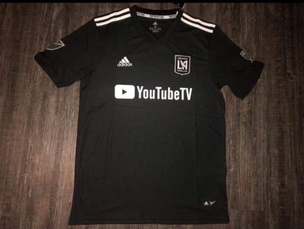 quality design d916f 51b94 Black & White LAFC Jersey for Sale in Los Angeles, CA - OfferUp