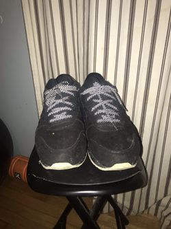 ASICS X Reigning champ collab black size 12 used Thumbnail