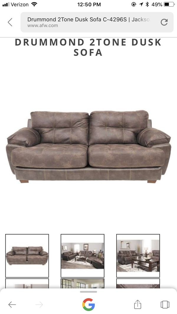 Drummond 2tone Dusk Sofa Review Home Co
