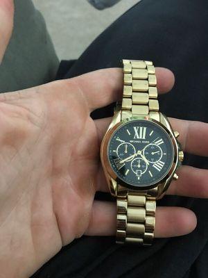 Michael Kors Bradshaw Gold-Tone Watch for Sale in Glen Allen, VA