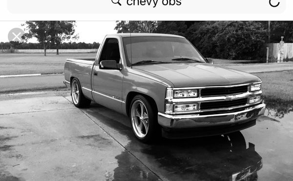 93 chevy truck transmission