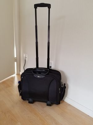 Office Bag with wheels for Sale in Seattle, WA