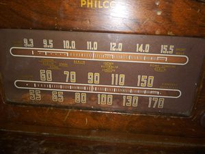 Philco radio 1940 for Sale in Garland, TX