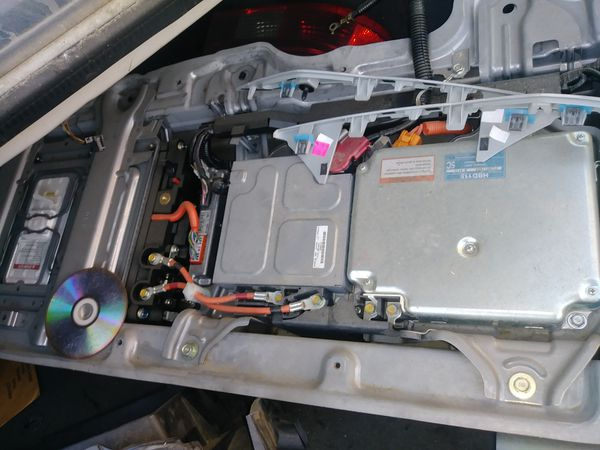 2007 Honda Civic Hybrid Battery Cars Trucks In Stockton Ca Offerup
