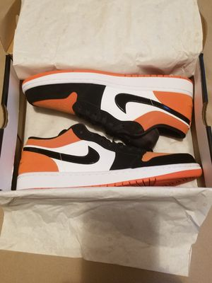 Photo New Jordan 1 Low SBB size 12