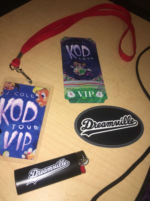 J cole vip ticket kod tour for sale in irvine ca offerup open in the appcontinue to the mobile website m4hsunfo