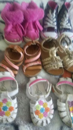 Baby girls shoes for Sale in Frederick, MD