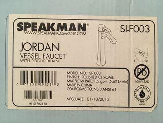 Speakman designer faucet Thumbnail
