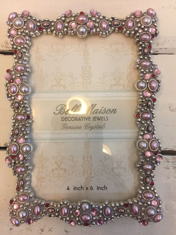 Belle Maison Jeweled frames (Baby & Kids) in Acworth, GA - OfferUp