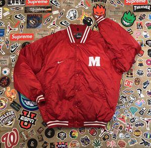 Nike Vintage Terps Jacket (Size XL) for Sale in Gaithersburg, MD