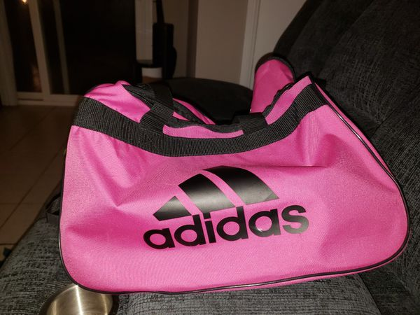 5c50b1079 Pink Adidas gym bag for Sale in La Mesa, CA - OfferUp