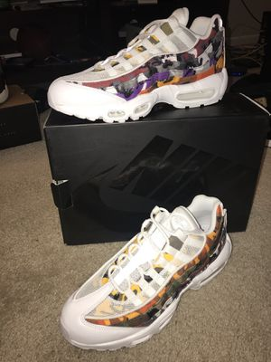 Nike Air Max 95 ERDL Party for Sale in Cockeysville, MD