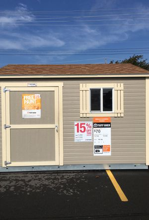 Tuff Shed For Sale Only 4 Left At 75