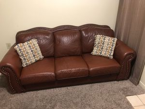 Surprising New And Used Leather Couch For Sale In Memphis Tn Offerup Ncnpc Chair Design For Home Ncnpcorg