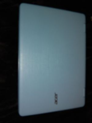 Acer laptop used once for Sale in St. Louis, MO