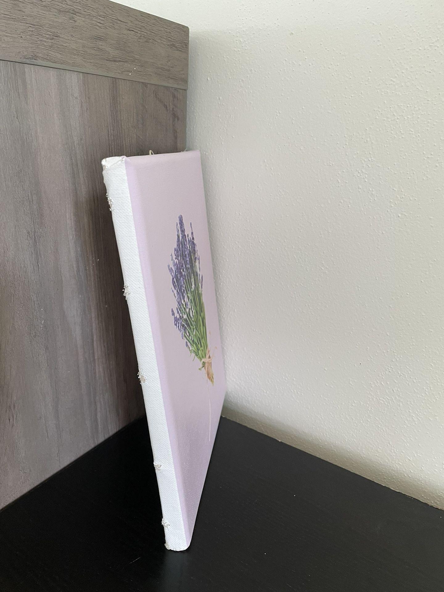 Lavender Bundle Canvas